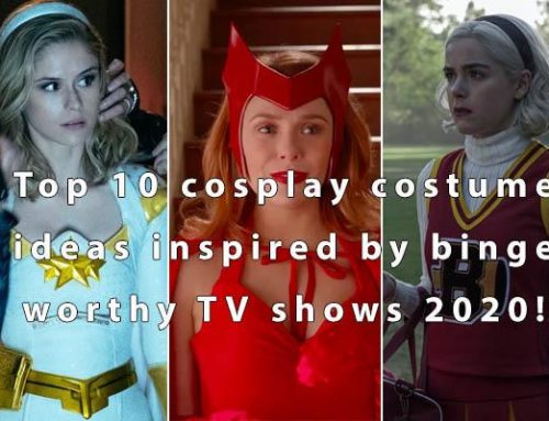 Top 10 Cosplay costume ideas inspired by binge worthy TV shows 2020!